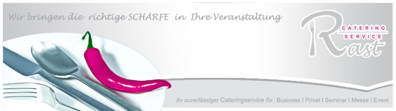 Cateringservice - Catering und Partyservice Leipzig